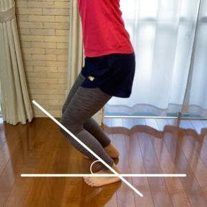 足関節背屈